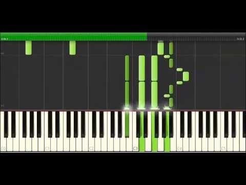 Billy Joel Vienna Piano Tutorial Synthesia Midi File