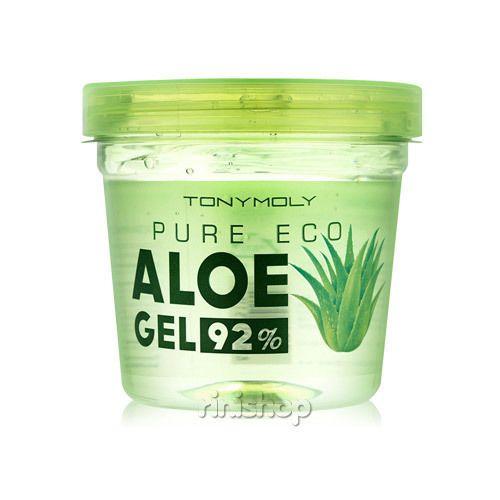 Tony Moly Pure Eco Aloe Gel 300ml Rinishop Ebay