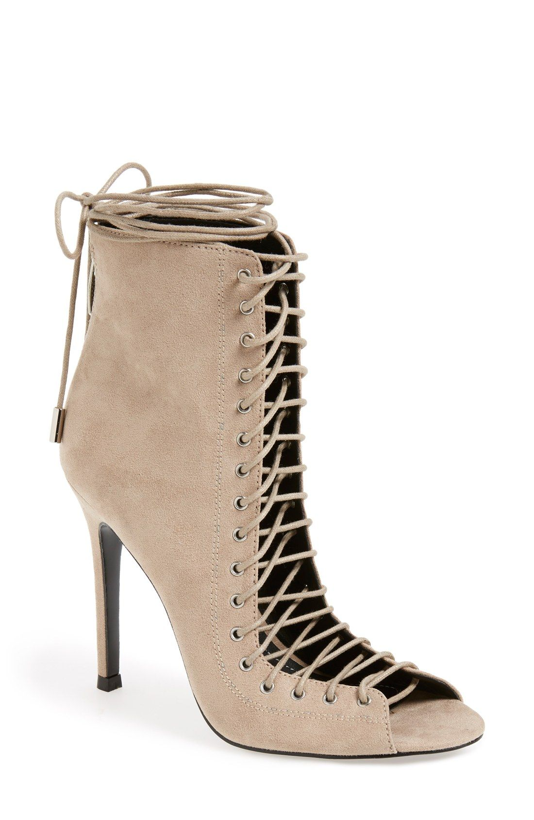 df3b1536ee8 KENDALL + KYLIE  Ginny  Lace-Up Sandal (Women)