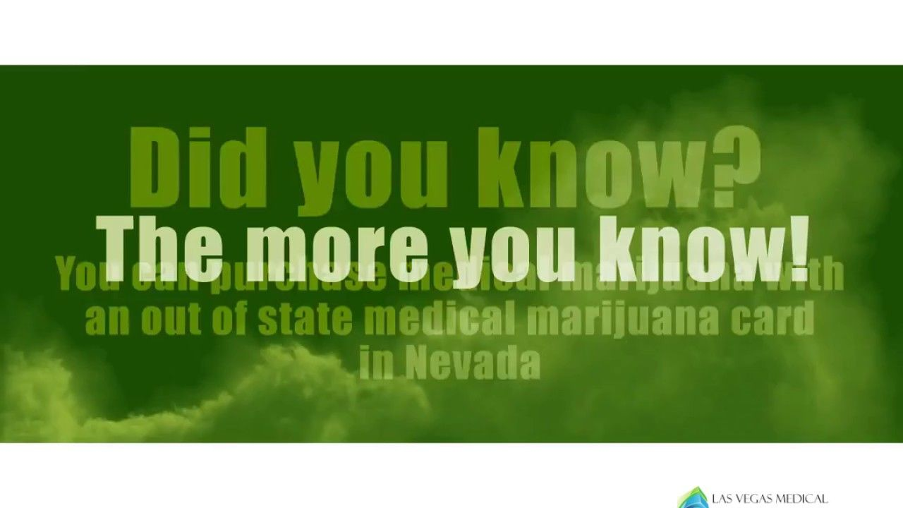 Nevada Public Service Announcement by Evergreen Organix