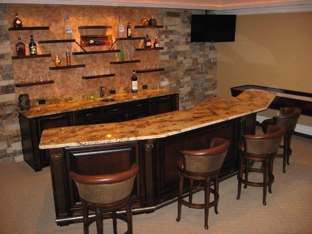Floating+bar+Shelves+Decorating+Ideas | ... Floating Shelves For