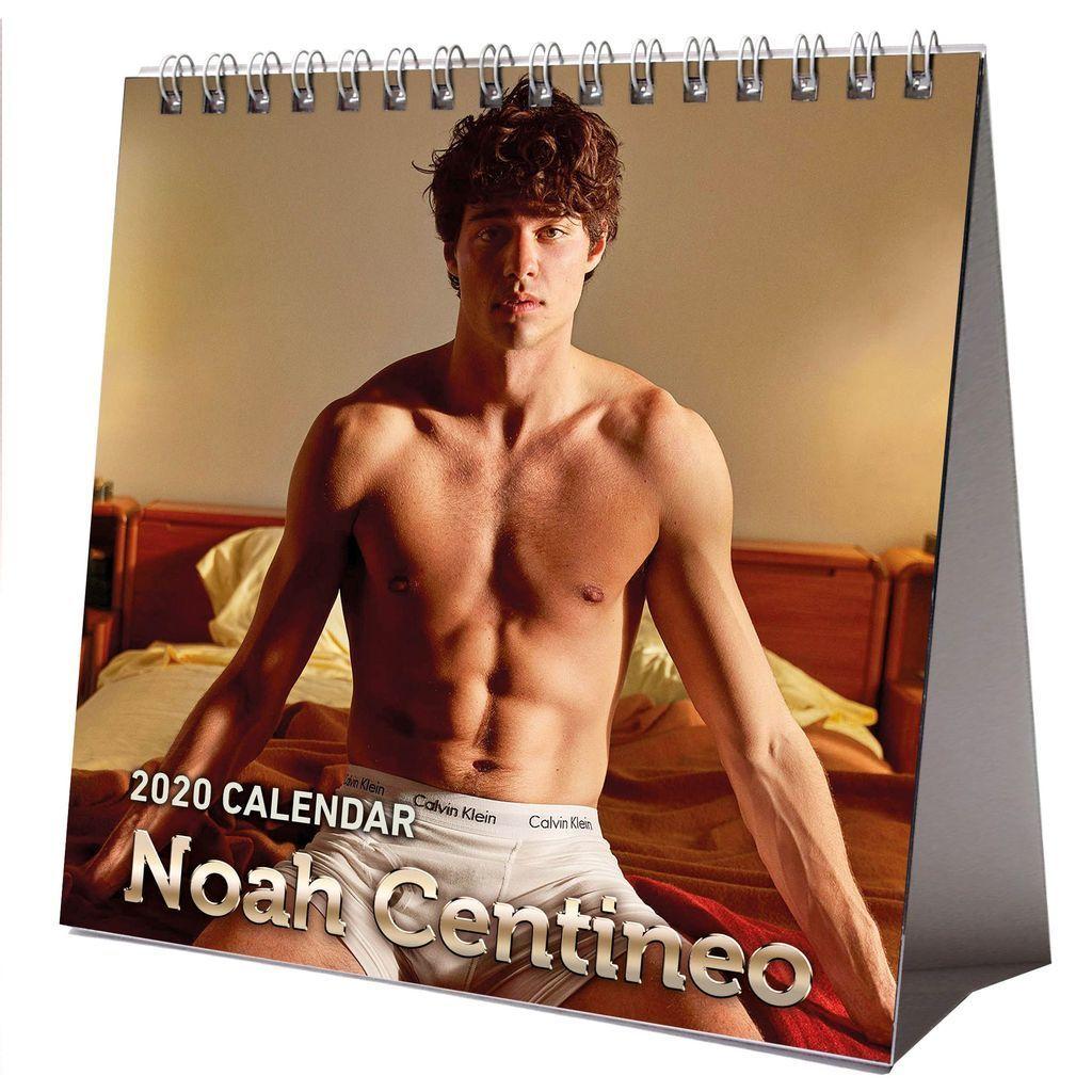 Noah Centineo Desktop Calendar 2020 Noah Centineo Desktop Calendar 2020,