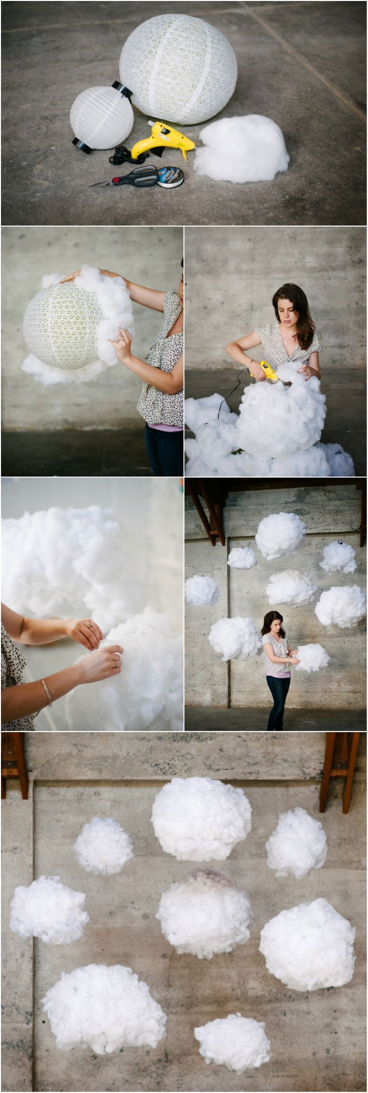 Photo of Wolken im Kinderzimmer oder Babyzimmer bringen zum Träumen