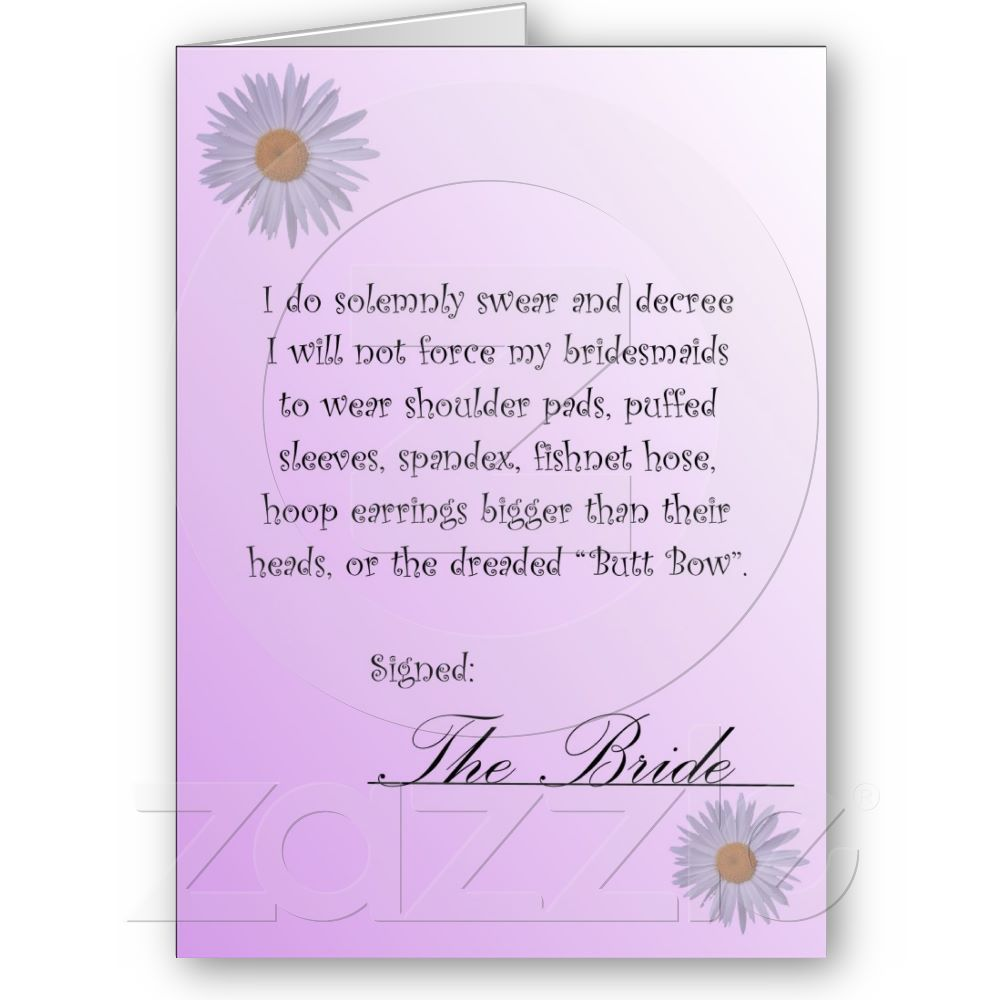 Funny Will You Be My Bridesmaid Contract Card Zazzle Com Will You Be My Bridesmaid Be My Bridesmaid Be My Bridesmaid Cards