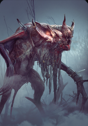The Witcher 3 Gwent Card Art Witcher Monsters The Witcher Witcher Art