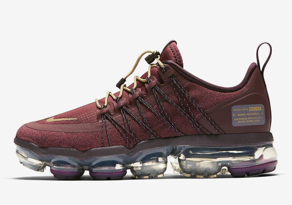 4da2999e96a4c The Nike Vapormax Run Utility Appears In Washington Redskins Colors ...