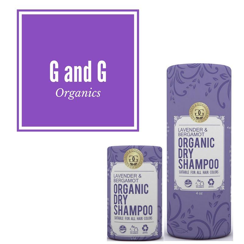 G And G Organics Dry Shampoo Mrs Bishop Organic Dry Shampoo Dry Shampoo Natural Dry Shampoo