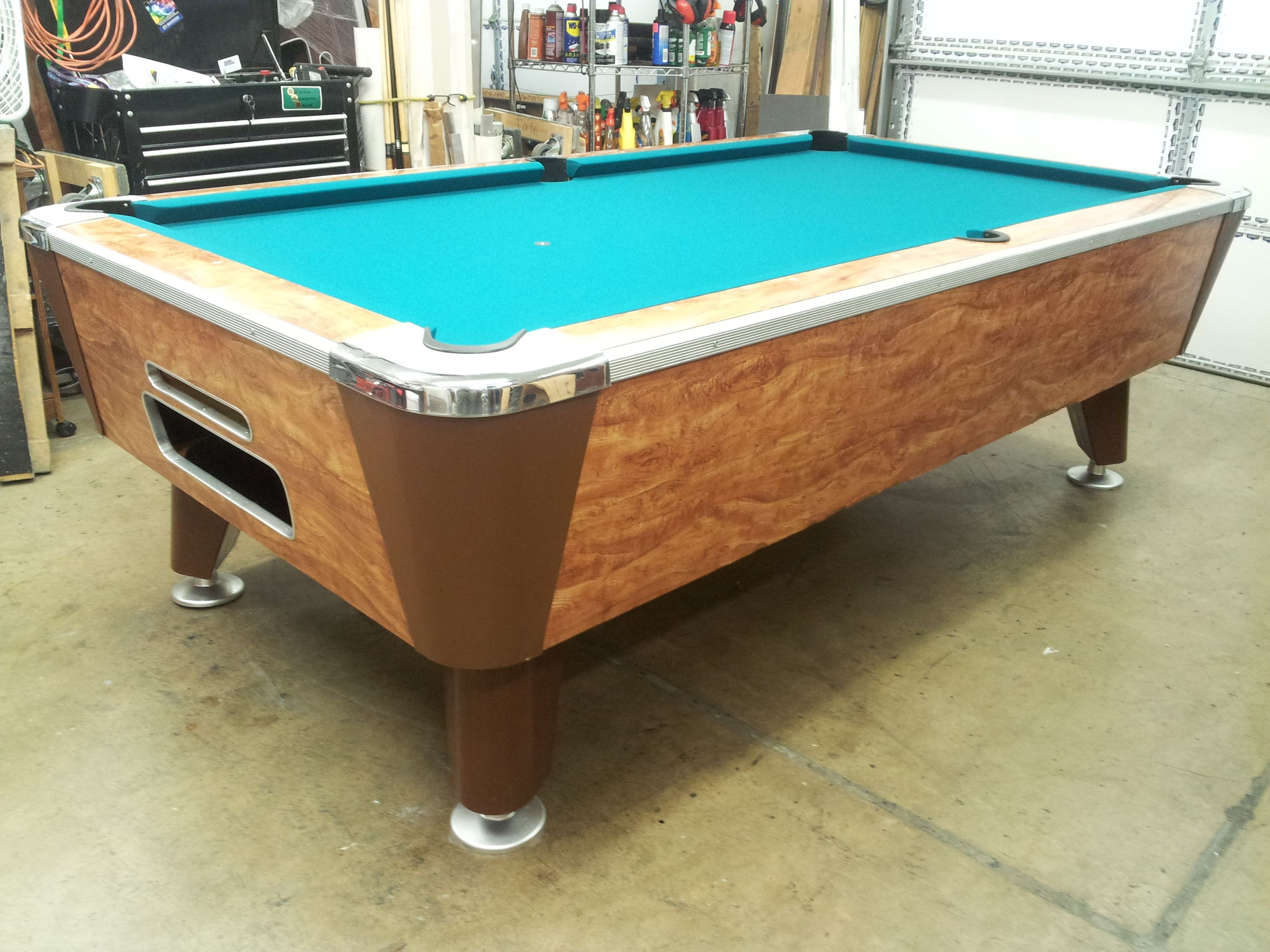 Comfortable Table Valley Coin Operated Table Bowling Alley Pinterest - Valley coin operated pool table