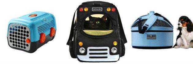 Top transportines para perros y gatos - Modernos y originales