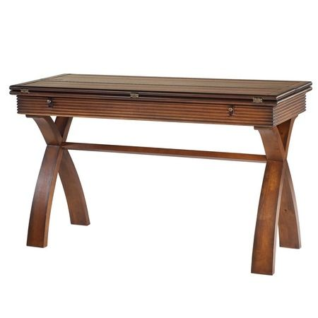I Pinned This Magnussen Bali Sofa Table From The Canyon Lake Ranch Event At Joss And Main 379 Table Front Entry Tables Top Sofas