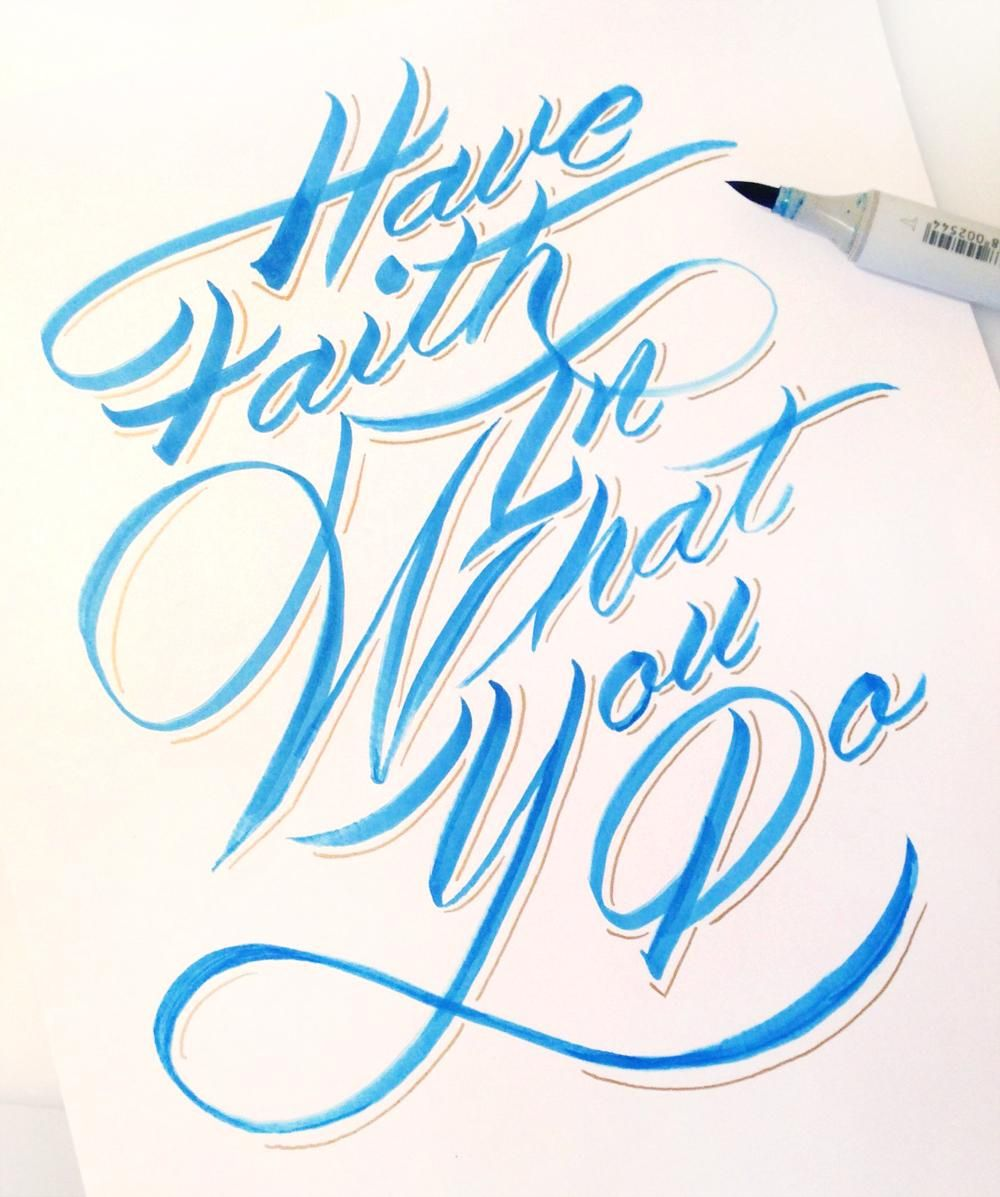 The art of lettering drawing scripts by hand skillshare
