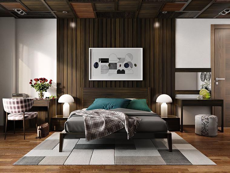 Feng Shui Bett und Dekoration für die Schlafzimmerideen und -spitzen - feng shui wohnzimmer