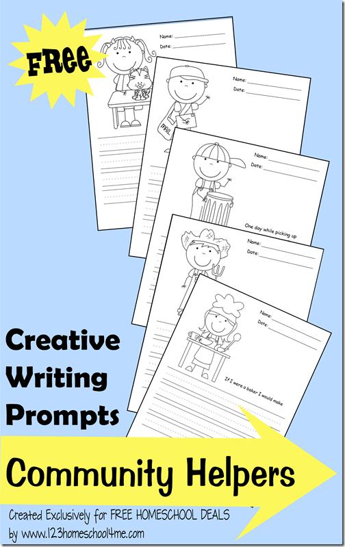 Creative writing helper