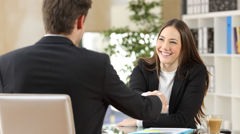 Turning A Job Interview To Your Advantage Job Interview