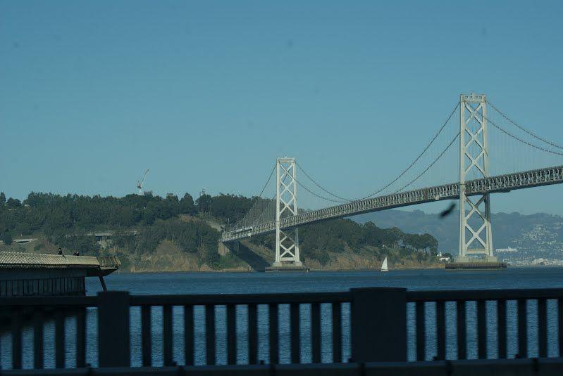 Downtown San Francisco - Bay Bridge