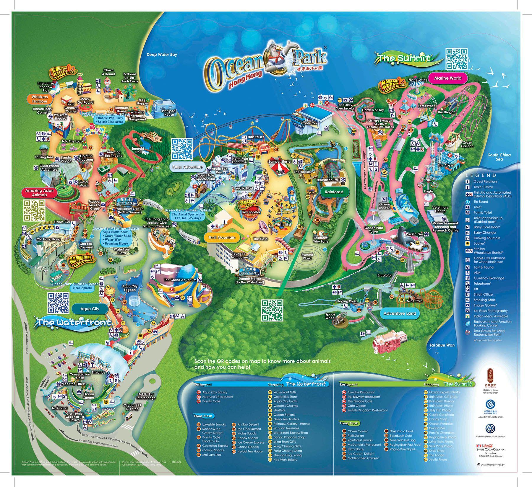 Ocean park mapg 18001650 hk voyages pinterest ocean park mapg 18001650 gumiabroncs Image collections