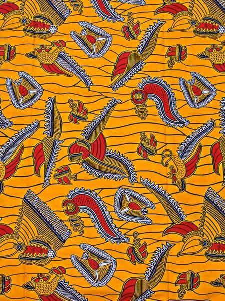 art africain tissus