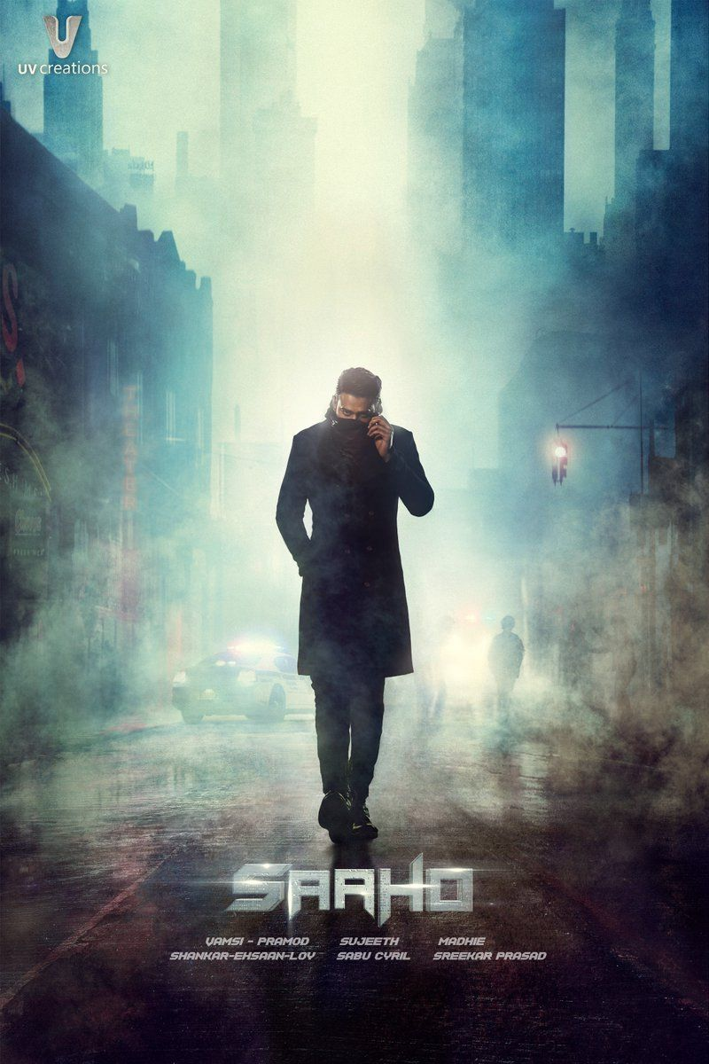 Prabhass Saaho First Look Poster Full Movies Online Free Free Movies Online Full Movies
