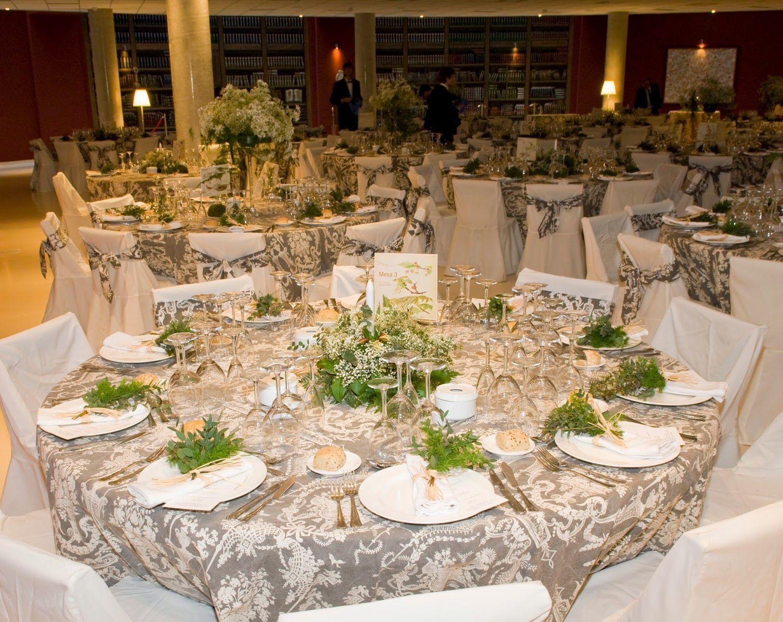 decoraci n elegante mesa de boda boda Pinterest