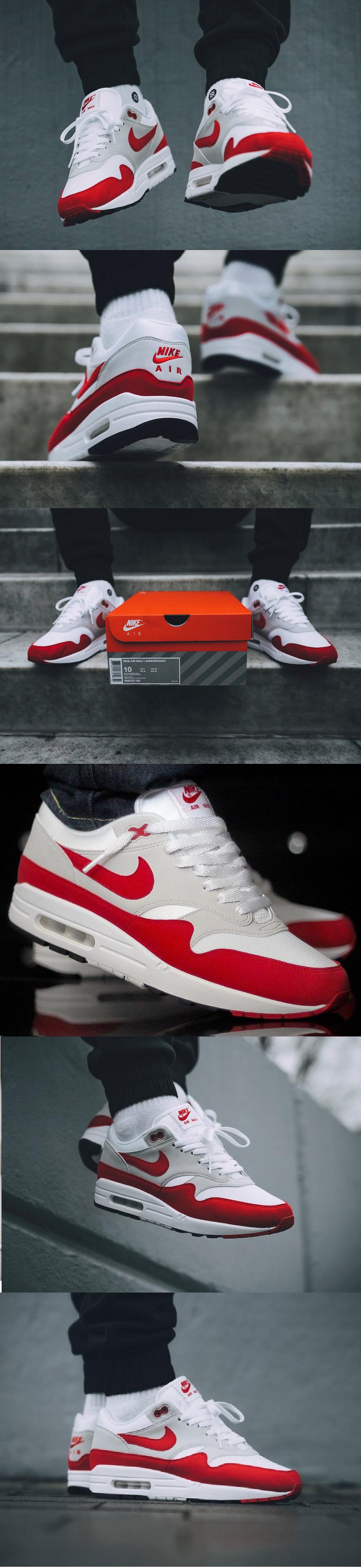 Men's Nike Air Max 1 OG Anniversary