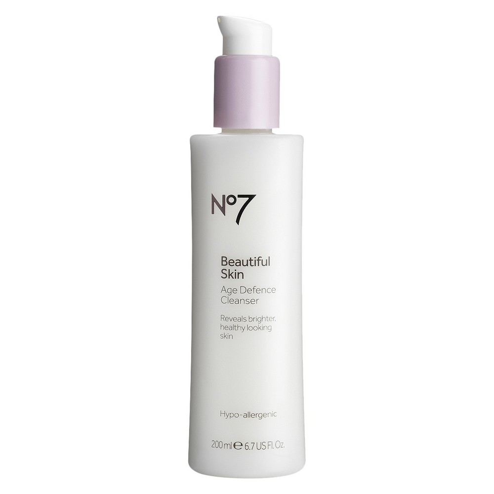 No7 Beautiful Skin Age Defence Cleanser 6 7oz In 2020 No7 Beautiful Skin No7 Skin Cleanser Diy