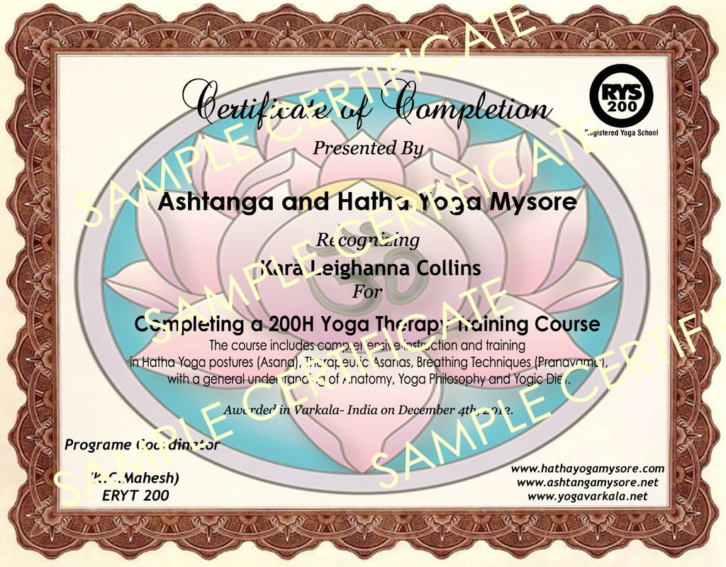 Yoga teacher training certificate find out the many facts about yoga yoga teacher training certificate find out the many facts about yoga 1betcityfo Images