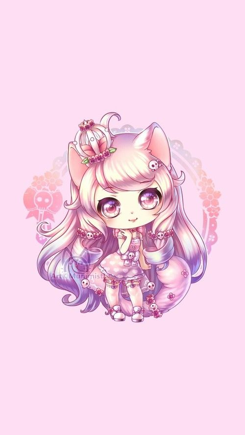 35+ Trends For Anime Kawaii Beautiful Girl Cute Drawings