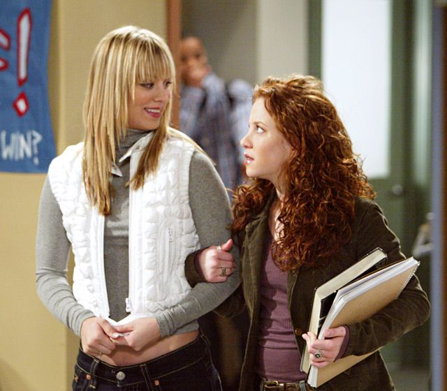 Actress in 8 simple rules for dating