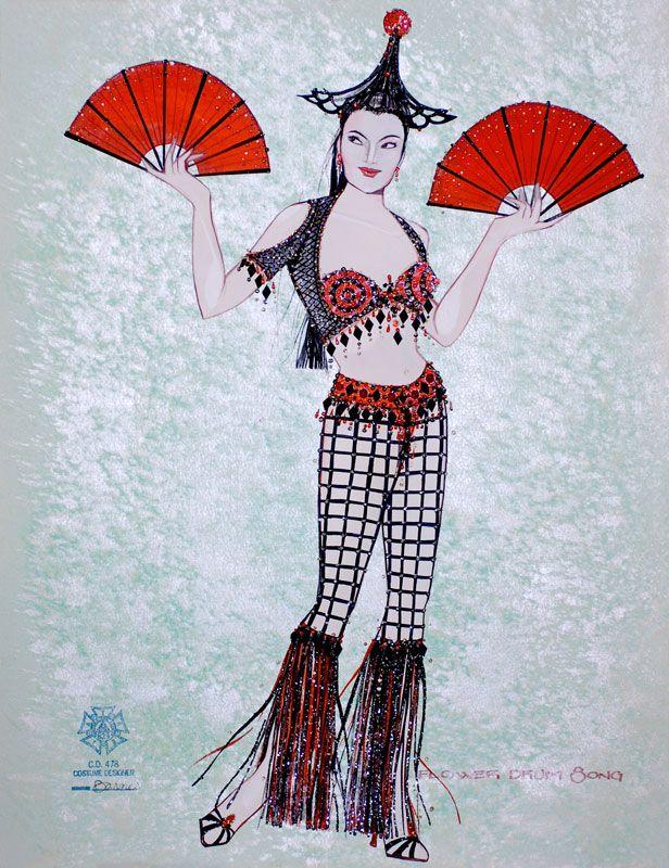 Flower Drum Song. Broadway. Costume design by Gregg Barnes