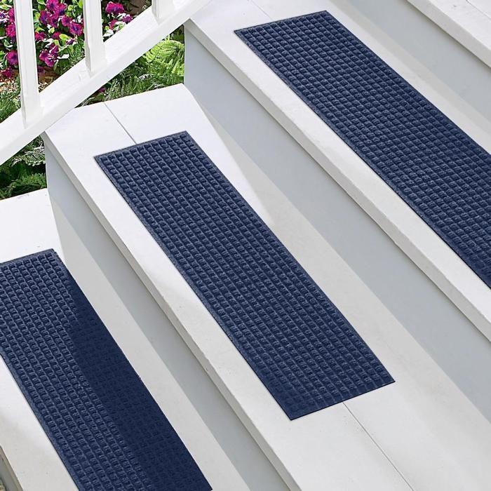 Waterhog® Stair Treads   Set Of 4 | Stair Treads, Outdoor Spaces And Deck  Pergola