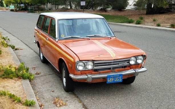 1971 Wagon w/ L20b in Sacramento, CA | Datsun 510, Wagon ...