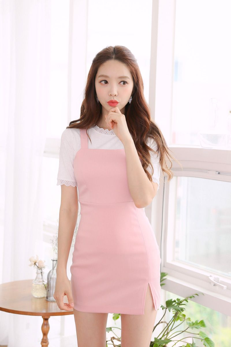 Pin de Hyounseok en Model - Park soo yeon | Pinterest | Moda coreana ...
