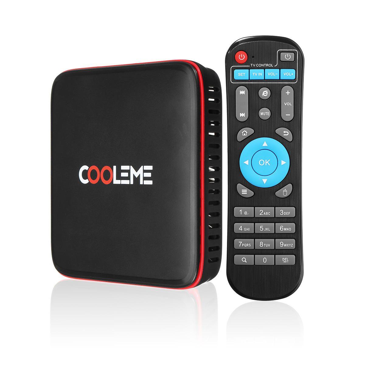 Us 45 99 25 Cooleme Cm Mm1 Amlogic S905w 2gb Ram 16gb Rom Tv Box