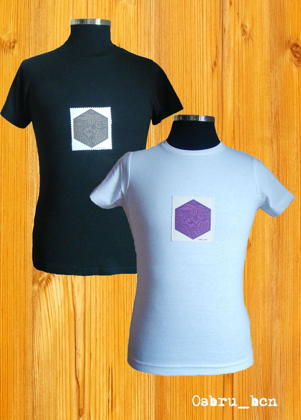 Camisetas adultos_Bcn_colors