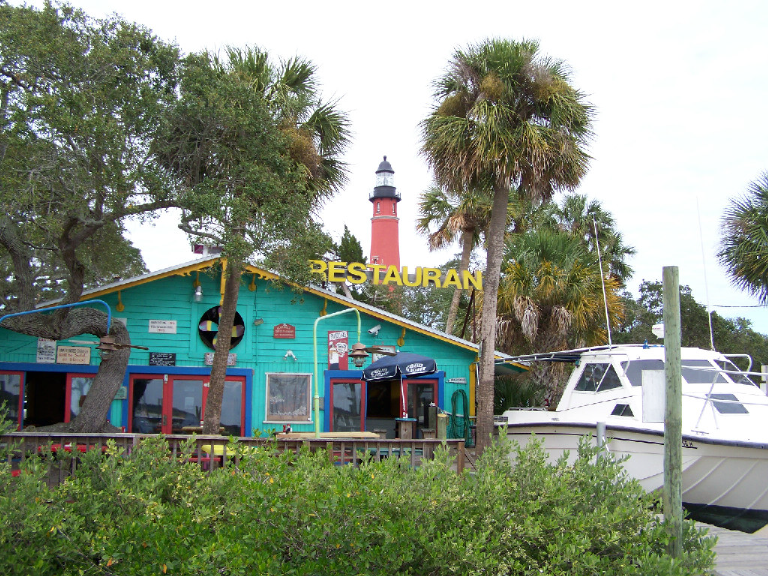 A Nice Hidden Treasure On Ponce Inlet Check Out Hidden Treasure Rum Bar And Grill Next Time You Are I Daytona Beach Shores Ponce Inlet Daytona Beach Florida