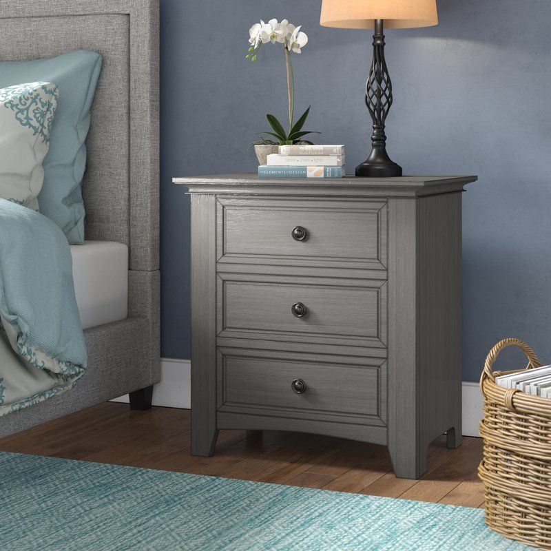 Sefton 3 Drawer Nightstand in 2018 Furniture Pinterest - Lane Bedroom Furniture