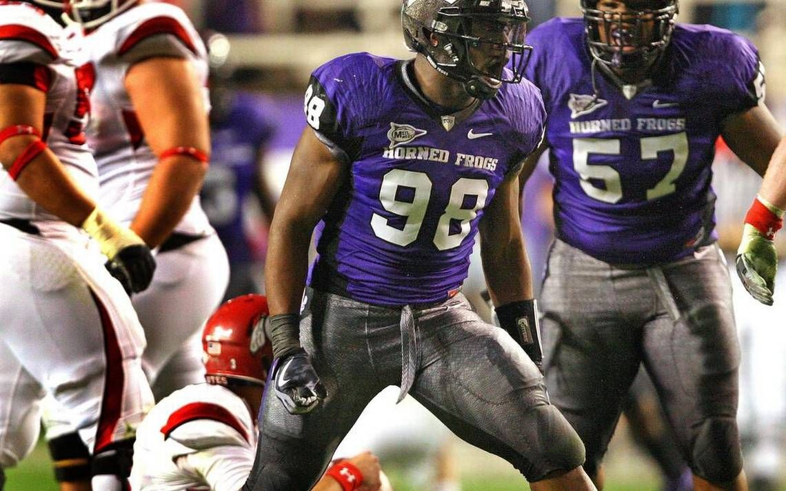 Former Tcu De Jerry Hughes Will Donate 15 000 To Fort Worth North