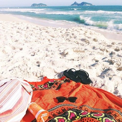 Beach Towel Hashtags: Enjoy The Beach This Weekend! Upload Pictures To Instagram