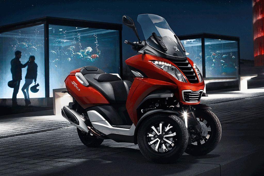 Peugeot Metropolis 400 Expecting Sooner India Launch