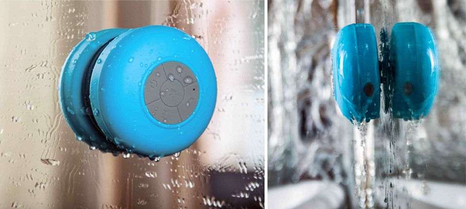 Altoparlante Bluetooth impermeabile: il gadget ideale per la vostra casa  #follower #daynews - http://www.keyforweb.it/126901-2/