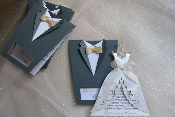 Wedding Card Invitation Ideas: Creative Ideas For Wedding Invitations