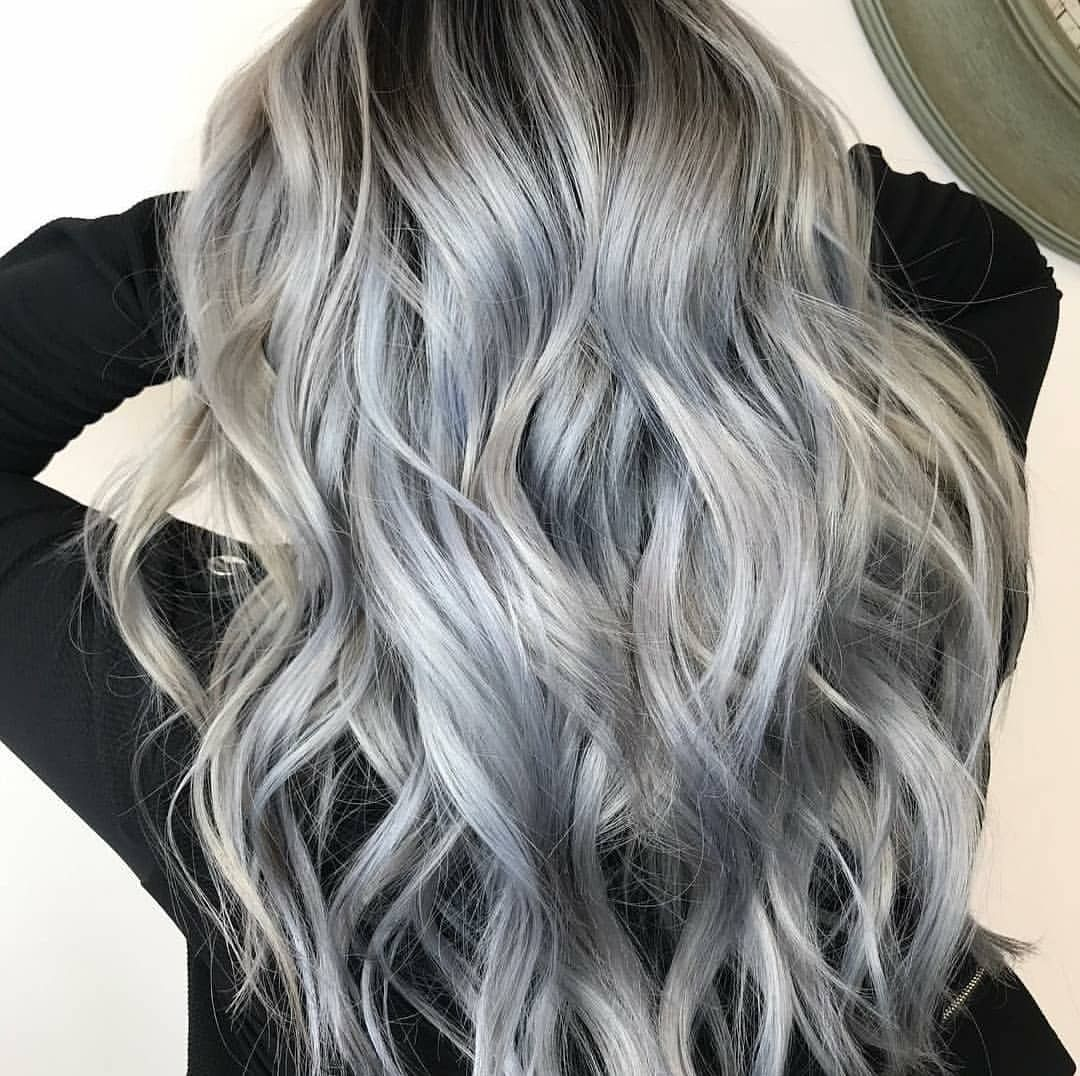 Pin by eli routh on sweet grey uc pinterest hair coloring