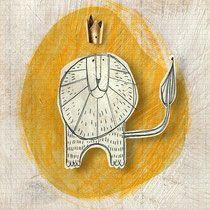 ilustración ///// - julio antonio blasco, sr. lópez. Ilustración & diseño gráfico