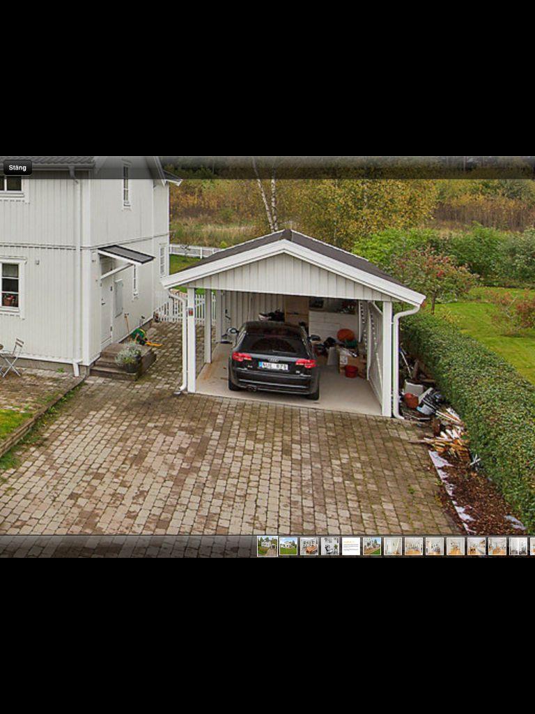 Pin på Garage/carport