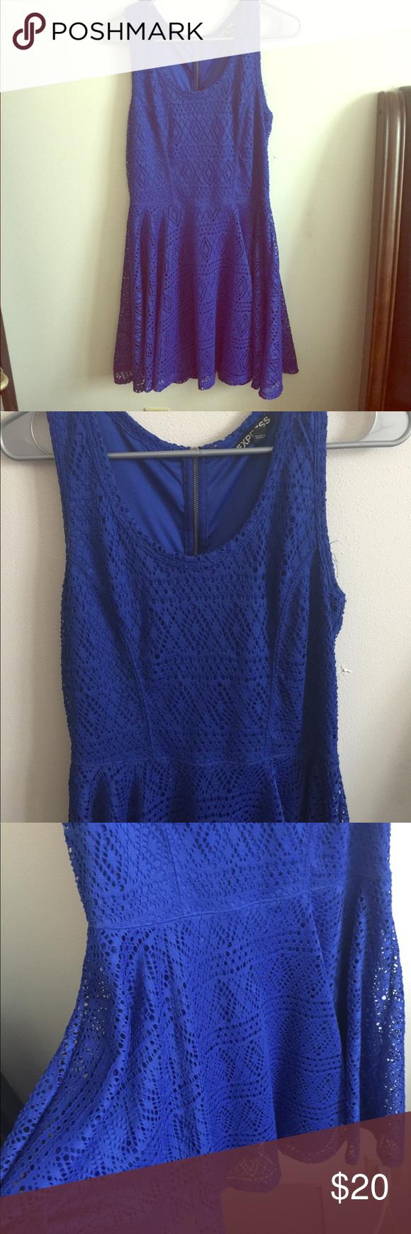 Express bold blue dress blue dresses bald hairstyles and express