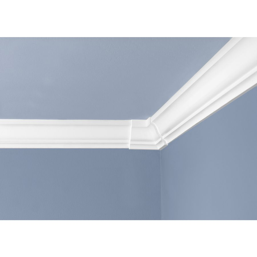 Shop Evertrue 4 In X 4 In Pine Wood Inside Corner Crown Moulding Block At Lowes Com Moulding Blocks Crown Molding Remodel