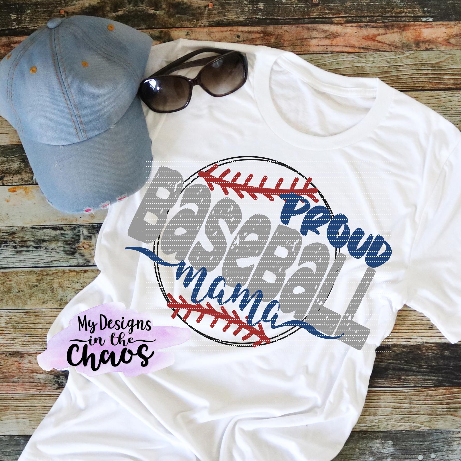 Proud Baseball Mama, 2020