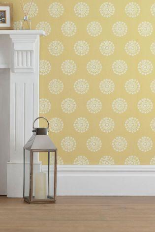 Buy Ornate Motif Wallpaper Online Today At Next Rep Of Ireland