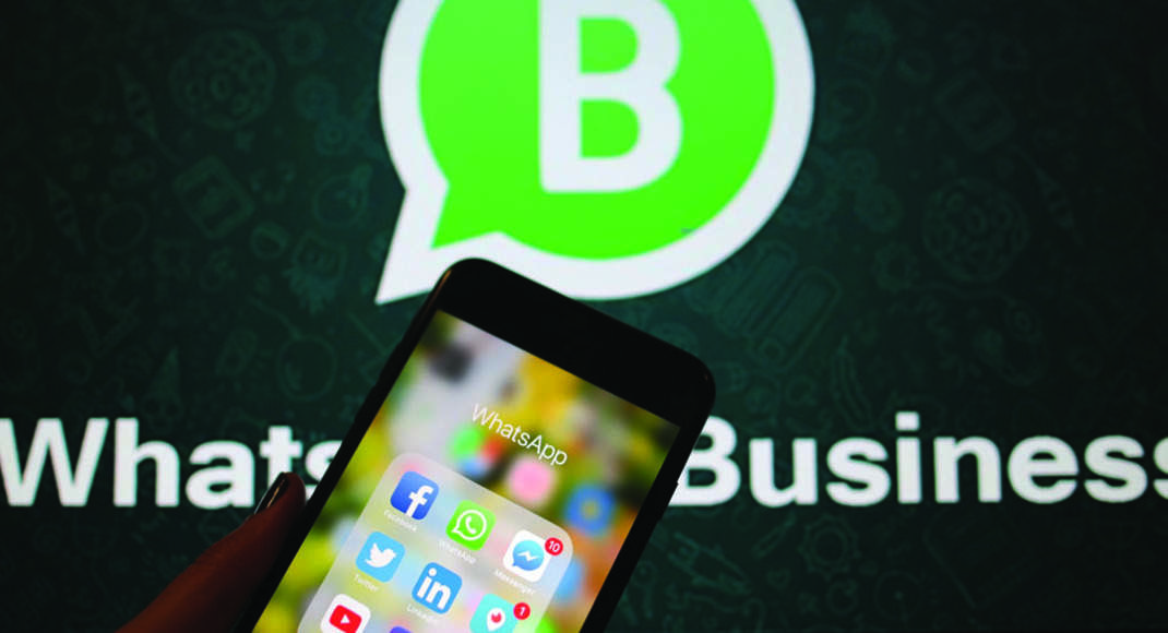 Facebook launches its mission to make WhatsApp a big money
