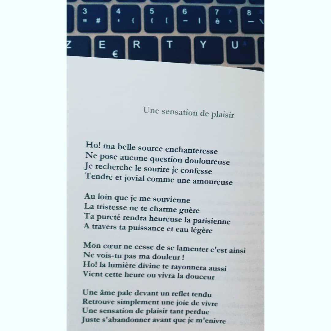 Une Sensation De Plaisir Voyage Poétique Poèmes Kari Azri
